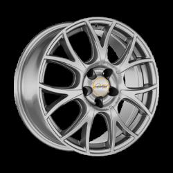 """Speedline SL5 Vincitore Silver 18"""""""