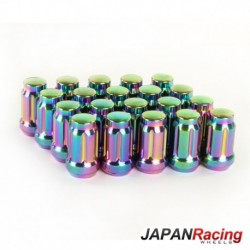 Kit tuercas Japan colores
