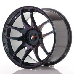 "Japan Racing JR29 a taladrar 15""16""17""18""19"""